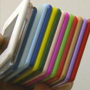 Magneti cu rama foto din plastic colorat