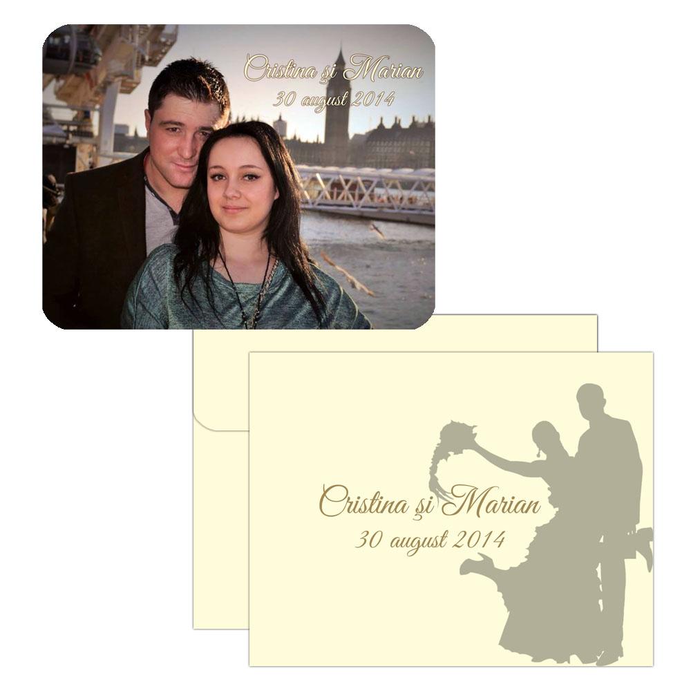 Marturii de nunta romantice
