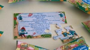 Invitatii Si Marturii Pentru Nunta Sau Botez Puzzle Personalizat