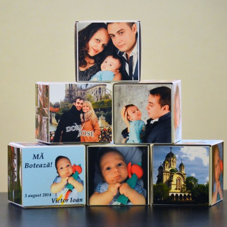 Cutiute Personalizate Cu Fotografii