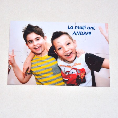 Cadouri Personalizate Puzzle Magnetic