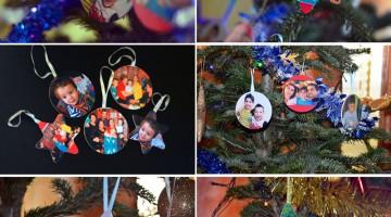 Decoratiuni Brad Craciun Pom Iarna