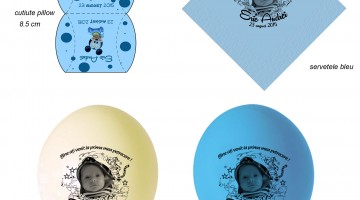 Baloane servetele Personalizate