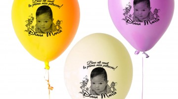 Baloane Botez Personalizate