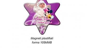 Magneti Forma Stea