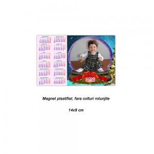 Calendar personalizat cu bebe