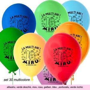Baloane majorat