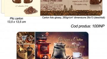 Invitatie Cafea
