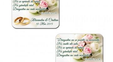 Marturie Nunta Cu Flori