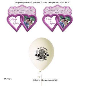Magneti Si Baloane Mickey