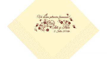Servetele Nunta Cu Mesaj