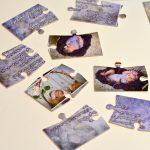 Invitatii Puzzle Cu Trei Fotografii