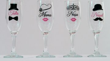 Pahare Personalizate Botez