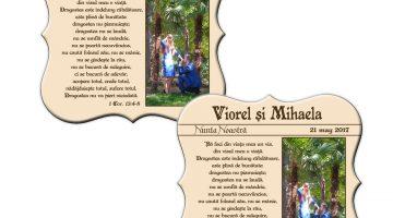 Marturii Nunta Vintage