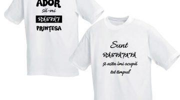 Tricouri Personalizate Cu Fotografie