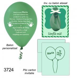 Invitatii Pe Balon
