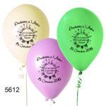 Baloane Personalizate Nunta Travel