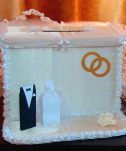 Cutie Pentru Plicuri Dar Nunta