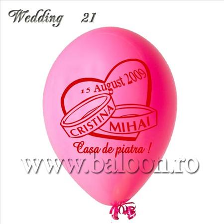 Baloane Nunta