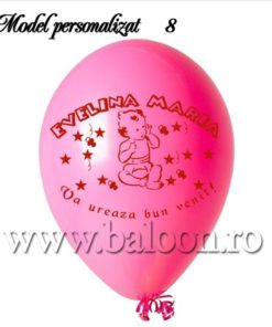 Baloane Personalizate Botez