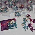 Invitatii Puzzle 12 Piese