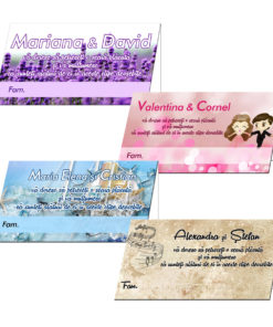Plicuri Bani Nunta Personalizate