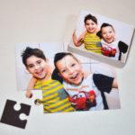 Puzzle Magnetic Cu 12 Piese