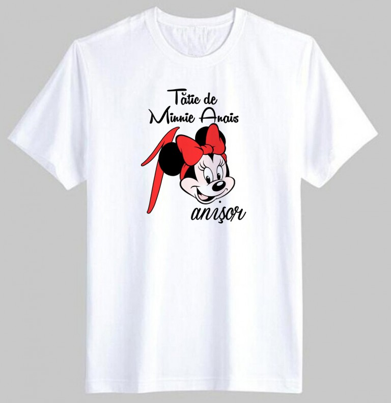 Tricou Minnie Mouse