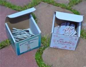 Cutiute pentru Puzzle personalizate
