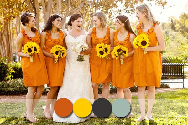 Buchet nunta Floarea Soarelui