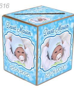 Cutie Pentru Plicuri Bani La Botez
