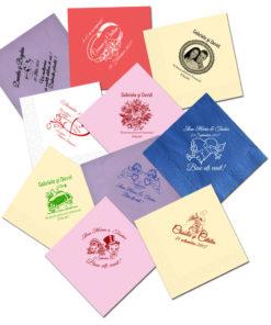Servetele Personalizate Pentru Nunta
