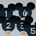 Numere Masa Mickey Mouse
