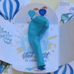 Invitatie Balon si Cutiuta