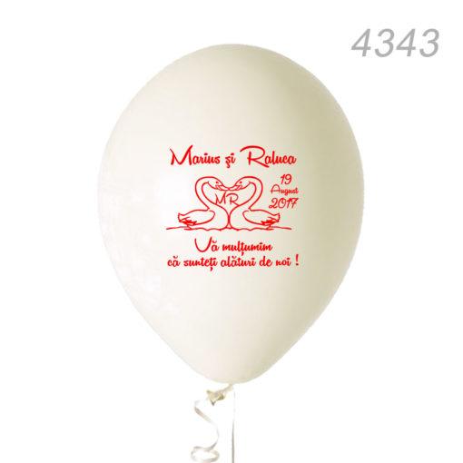 Baloane Personalizate Nunta
