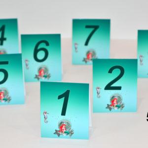 Numere Masa si Litere