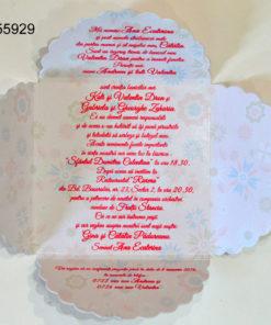 Invitatii Personalizate Cutiuta