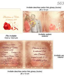 Invitatii Nunta Personalizate