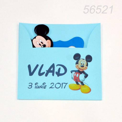 Plic Pentru Marturii Rame Foto Mickey Mouse