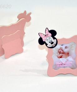 Marturii Botez Rame Minnie Mouse