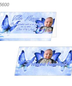 Plicuri Bani Botez Personalizate