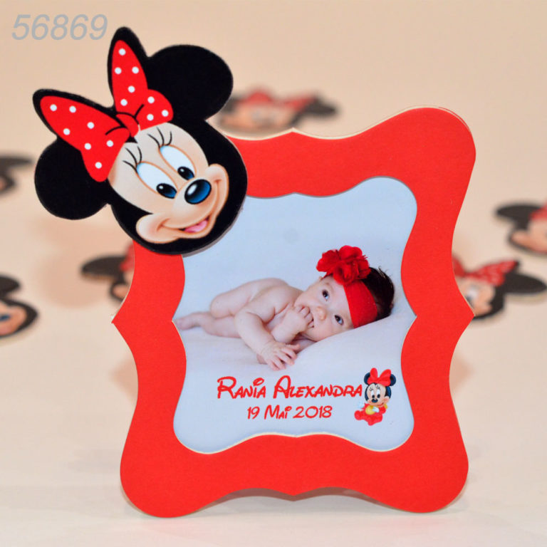 Rama Minnie Mouse Rosie