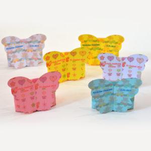 Cutie Inchidere Forma Fluture Pentru Magnet 7x5 cm sau 8x6 cm
