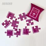 Invitatie Puzzle Color