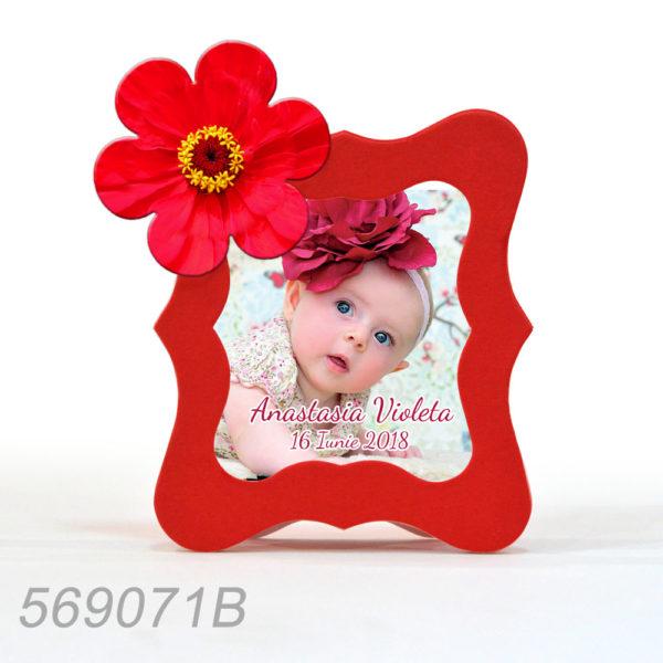 Rama Foto Floare