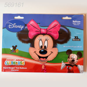 Balon Folie Forma Minnie Mouse Marime XL