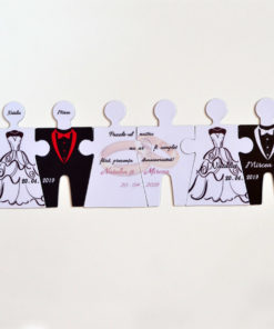 Marturii Nunta Puzzle