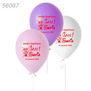Baloane Aniversare 1 AN