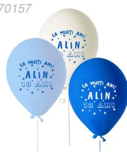 Baloane pentru aniversari minim 30 bucati