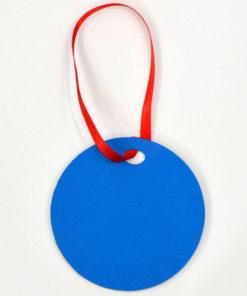 Globuri Decoratiuni Ornamente Brad ALBASTRE Personalizate
